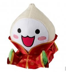 Мягкая игрушка - Overwatch Fuchimari Plush (Blizzard)