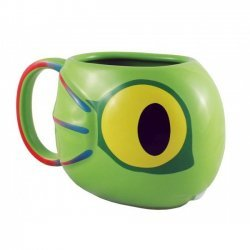 Чашка Warcraft - Green Murloc Mug