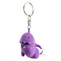 Брелок StarCrafts Mini Zergling Plush Keychain