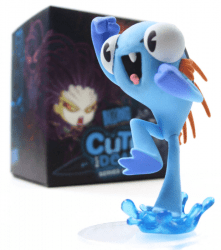 Мини фигурка Cute But Deadly Blind Vinyl - Murloc