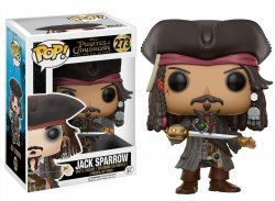Фигурка Funko Pop! - Disney Pirates of the Caribbean Jack Sparrow Action Figure