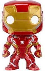 Фигурка Marvel Civil War IRON MAN Pop! Vinyl Figure