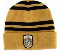 Шапка Хаффлпаф (Harry Potter Hufflepuff Wool) №2