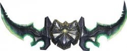 Warglaive Of Azzinoth World Of Warcraft 75 см.