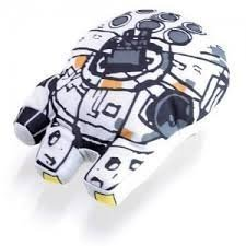 Мягкая игрушка Star Wars Millennium Falcon Super Deformed Vehicle Plush