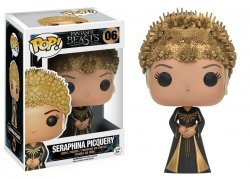 Фигурка Funko Pop! Harry Potter - Fantastic Beasts - Seraphina Picquery Figure