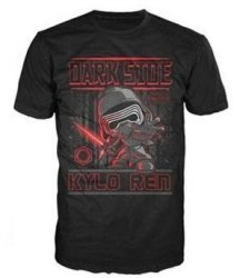 Футболка Men's Pop! T-Shirts: Star Wars Ep 7 - Kylo Ren Poster (размер L)