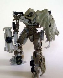 Фигурка Transformers Megatron robot Action figure