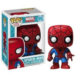 Фигурка Spider-Man Marvel Pop! Vinyl Bobble Head