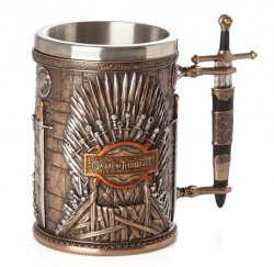 Кружка Game of Thrones Iron Throne Mug Игра престолов Железный Трон