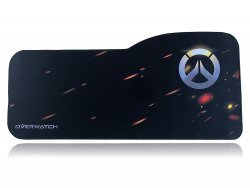 Коврик Overwatch Large Gaming Mouse Pad - Curve Logo (70*32 см)