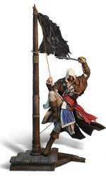 Статуэтка Assassins Creed 4 Black Flag  Edward Kenway  LIMITED EDITION Statue