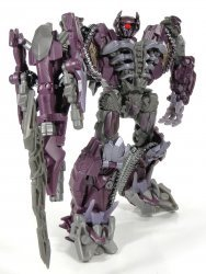 Фигурка Transformers Shockwave robot Action figure