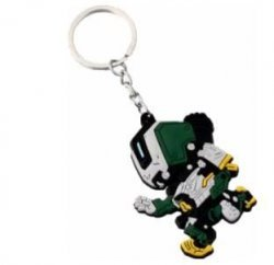 Брелок Overwatch Keychain - BASTION