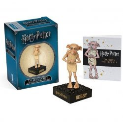 Фигурка Harry Potter - Talking Dobby and Collectible Book (Miniature Editions)