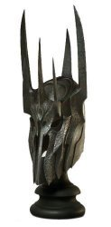 Статуэтка Lord of The Rings LOTR Helm Of Sauron Statue (Weta Collectibles)