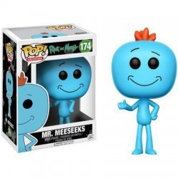 Фигурка Фанко Рик и Морти Funko Pop! Rick and Morty - Mr. Meeseeks