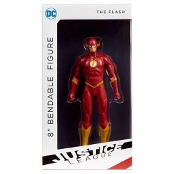 "Фигурка Justice League - The Flash 8"" Bendable Action Figure"