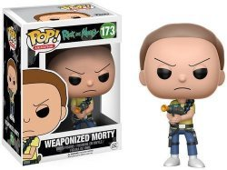 Фигурка Фанко Рик и Морти Funko Pop! Rick and Morty - Weaponized Morty